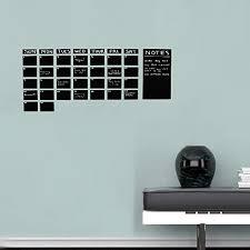 Amazon Com 25 Home Decor Wall Sticker Decal Mural Window Blackboard Premium Contact For Restaurant Menu Chalkboard Office Home Kitchen