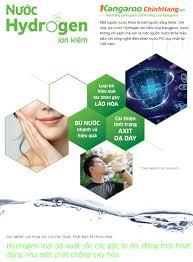 Máy lọc nước Kangaroo Hydrogen ion kiềm KG100MED - Mới 2020