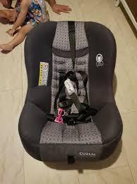 cosco scenera next baby car seat on