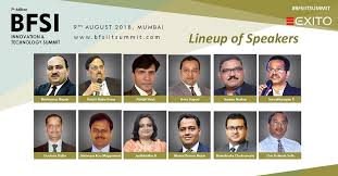 7th Edition of BFSI IT Summit Mumbai to be Held On August 9, 2018
