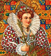 elizabethan and tudor make up women