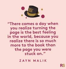 new year quotes and captions for a fresh start to real