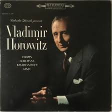 Columbia Records Presents Vladimir Horowitz • Works By Chopin ...