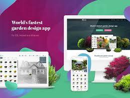 app design garden puzzle by jarek
