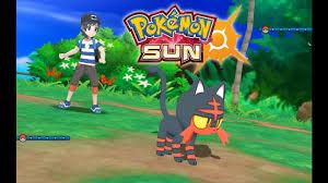 Pokemon Sun (Working + Black Lines Fix)