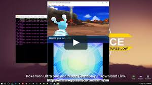 Download Pokémon Ultra Sun and Ultra Moon 3DS Rom Game CIA Version ...