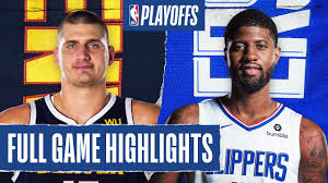 NUGGETS at CLIPPERS | FULL GAME HIGHLIGHTS | September 5, 2020 - The Global  Herald