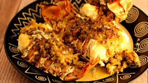 Mahi-Mahi Stuffed Lobster Tails ...