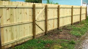 Fence Contractor In Kettering Garden Fencing Installation And Repairs