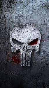 lenovo a606 wallpapers punisher skull