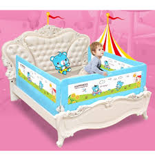 1 5m 2017 New 2nd Gen Child Bed Rail Child Bed Fence Baby Bed Rail Bed Fence Bed Guard Baby Gift Babies Kids Maternity On Carousell