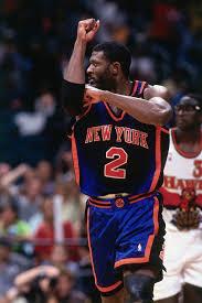 Larry Johnson LJ2   Larry johnson, New york knicks, Knicks basketball