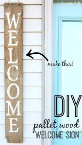 Pallet And Fence Board Crafts For Cheap Home Decor Homeschool Giveaways