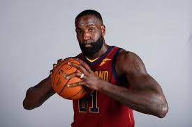 Report: For salary cap purposes, Cleveland Cavaliers will pick up Kendrick  Perkins' 2018-19 option