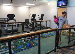 dyess fitness center opens new pa