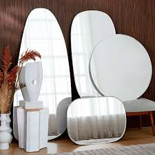 round mirror in 2020 big wall mirrors