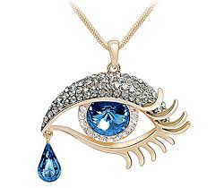 41 evil eye with teardrop meaning