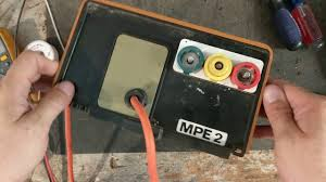 Electric Fence Energizer Repair Gallagher Mpe2 Youtube