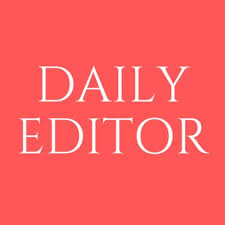 daily editor on today is the tomorrow you talked about