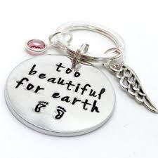 Miscarriage Jewelry Infant Loss Wire Bangle Charm Bracelet Adjustable Bangle Mommy Of An Angel Too Beautiful For Earth