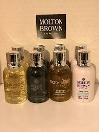 molton brown body wash lotion gift set
