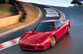 Acura NSX - always a dream car of mine - Zanardi edition or maybe ...