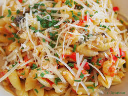 Cajun Crawfish Pasta Recipe
