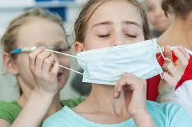 В тюменских школах ученикам рекомендовали носить маски / Новости Тюмени и  Тюменской области - Наша Газета