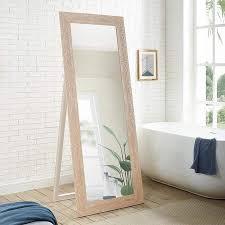 freestanding floor mirrors for bedroom