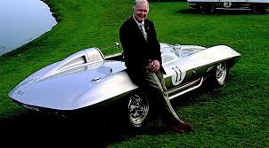 Corvette Designer Peter Brock ...