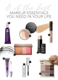 8 of the best makeup essentials you