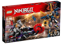 70642 Killow vs. Samurai X | Ninjago Wiki