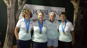 Womens golf quartet dominate Pan Pacific Masters Games | Stuff.co.nz