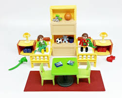 Playmobil Kids Bedroom Beds Rug Shelves Table Chairs Nightstand Lamps Toys Books Ebay With Images Bed Rug Kids Bedroom Kids Toys