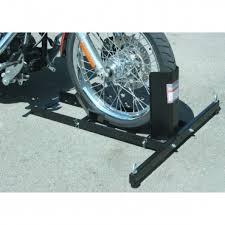 homemade wheel chocks sport bikes