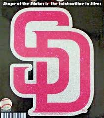 San Diego Padres Colorful Mlb Die Cut Decal Baseball Car Sticker Made In Usa Ebay