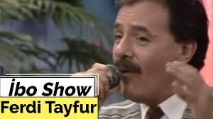 Emmoğlu (Ben de Bu Dağların Nesine Geldim) - Ferdi Tayfur - Canlı  Performans - İbo Show - YouTube