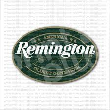 From 4 50 Buy Remington Arms Firearms Gunmaker Emblem Sticker At Print Plus In Stickers Army Military At Print Plus