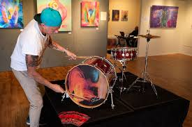 Red Hot Chili Pepper Drummer, CHAD SMITH, Interview