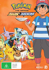 Amazon.com: Pokemon The Series - Sun & Moon: Collection 1: Movies & TV