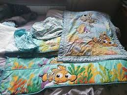 finding nemo 4 piece crib bedding full