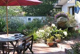 small garden design australia