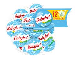mini babybel light semisoft cheese 0