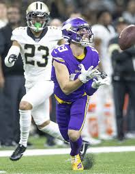 Adam Thielen looked like the Thielen of old in Vikings' playoff ...