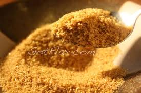 all about ground flaxseed your