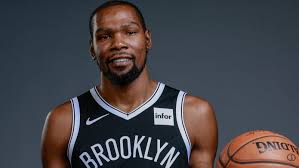 Kevin Durant of NBA's Nets says he ...