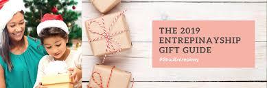 entrepinayship 2019 gift guide