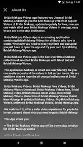 bridal makeup videos apk 1 0