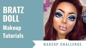 bratz doll makeup tutorials beauty