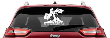 Dungeons Dragons Inspired Your Stick Figure Family Rolled A 1 Vinyl Decal Anti Family Stick Figure Decal